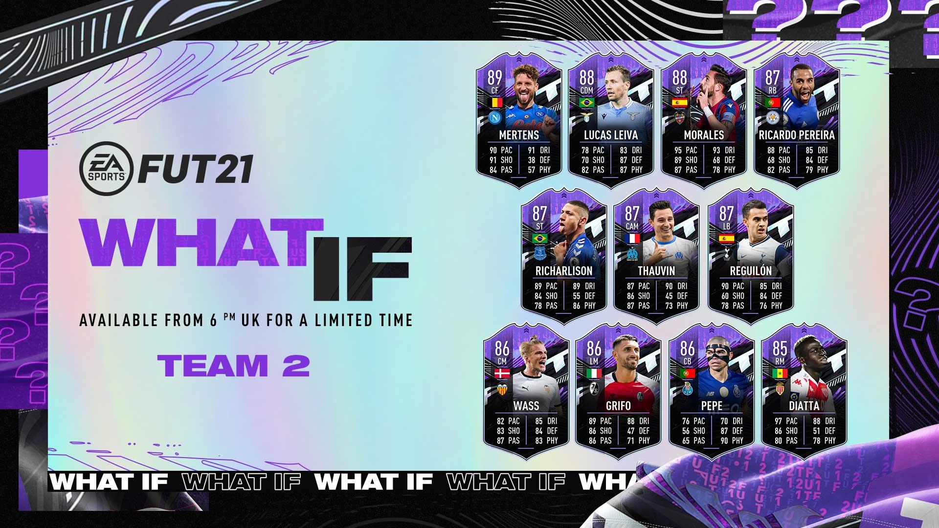Promo E Se de FIFA 21 Ultimate Team