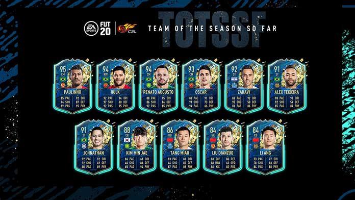 Equipo de la Temporada de FIFA 20 Ultimate Team