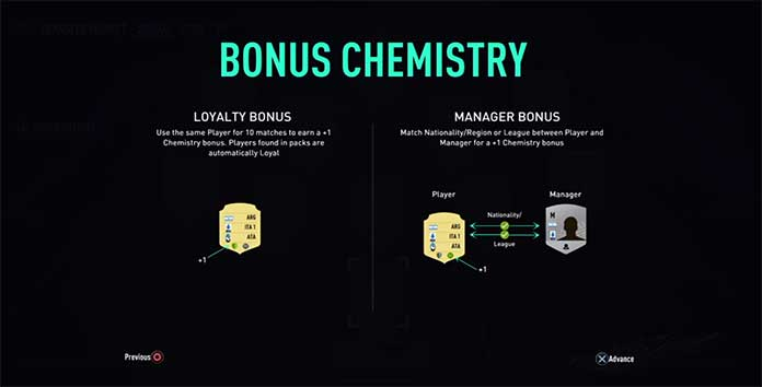 FIFA 21 Chemistry Guide for Ultimate Team