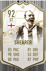 FIFA 21 Alan Shearer - Prime Moments Item