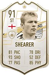 FIFA 21 Alan Shearer - Prime Item