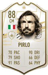 FIFA 21 Andrea Pirlo - Base Item
