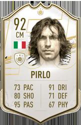 FIFA 21 Andrea Pirlo - Prime Item