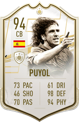 FIFA 21 Carles Puyol - Prime Moments Item