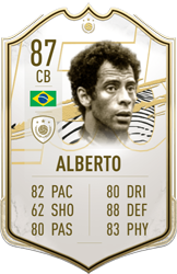 FIFA 21 Carlos Alberto - Base Item
