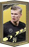 FIFA 21 SMALL RARE GOLD PLAYERS PACK