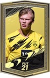 FIFA 21 RARE GOLD MIDFIELDERS PACK