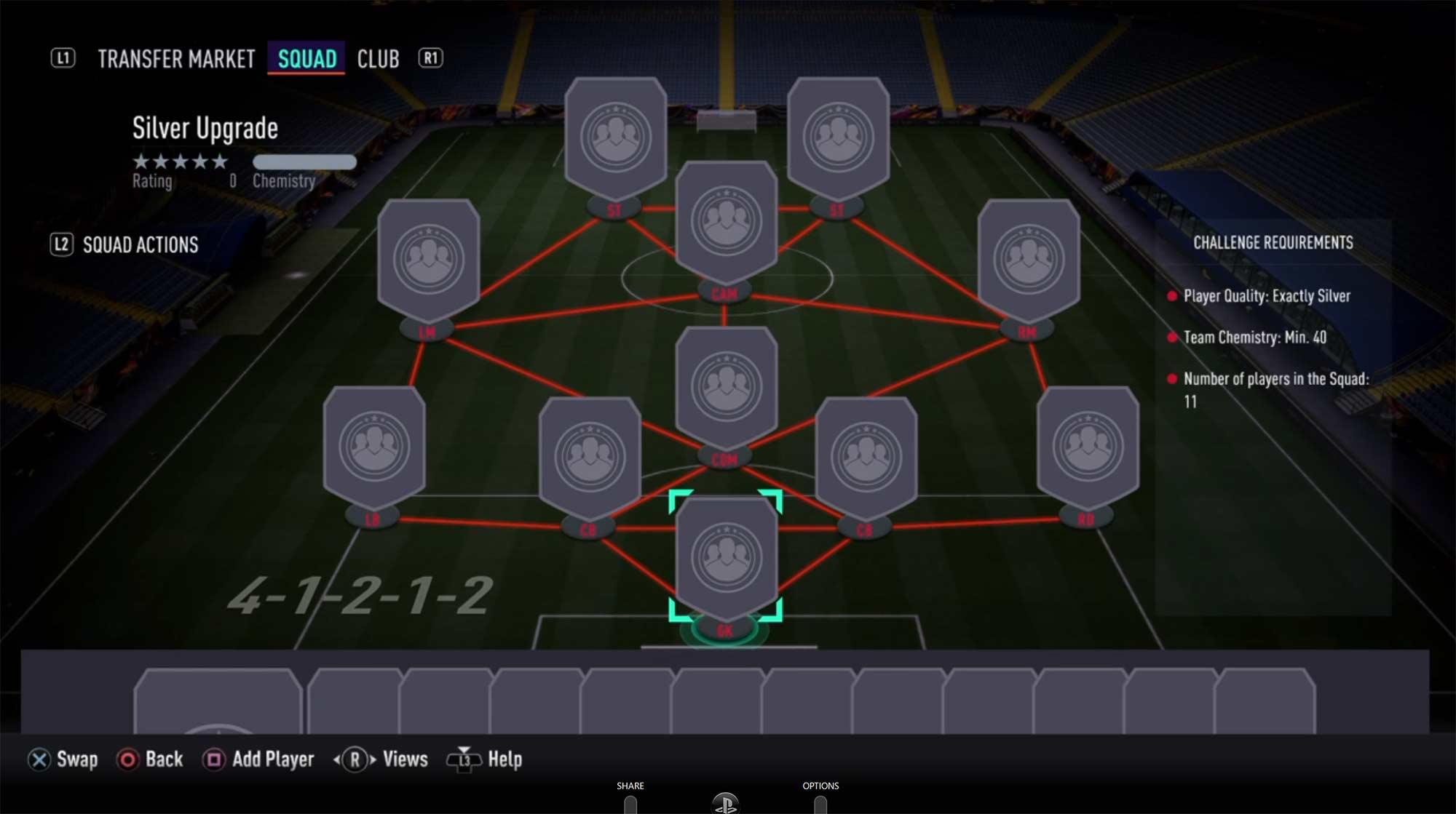 FIFA 21 SBC