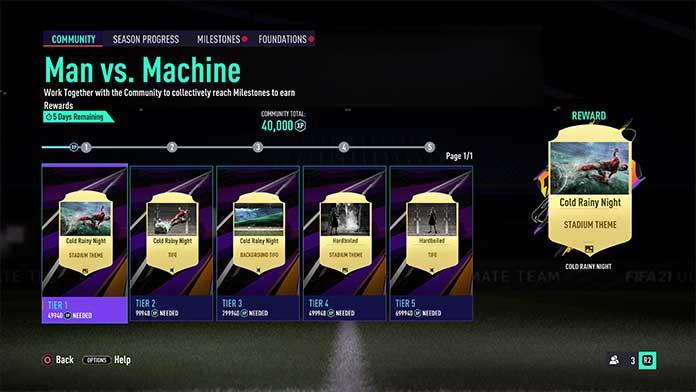 FIFA 21 - Épocas
