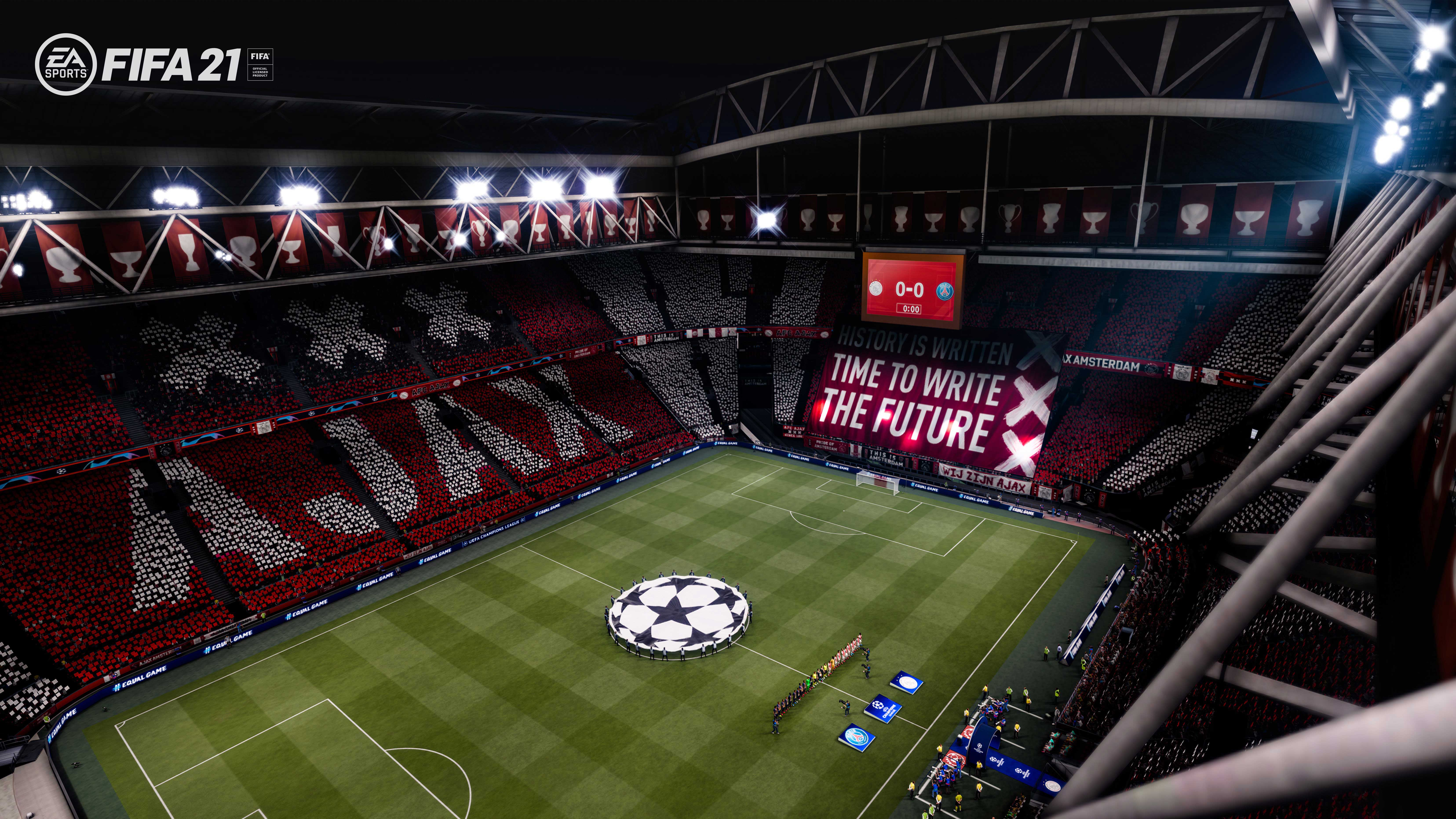 FIFA 21 Screenshots - All the Official FIFA 21 Images