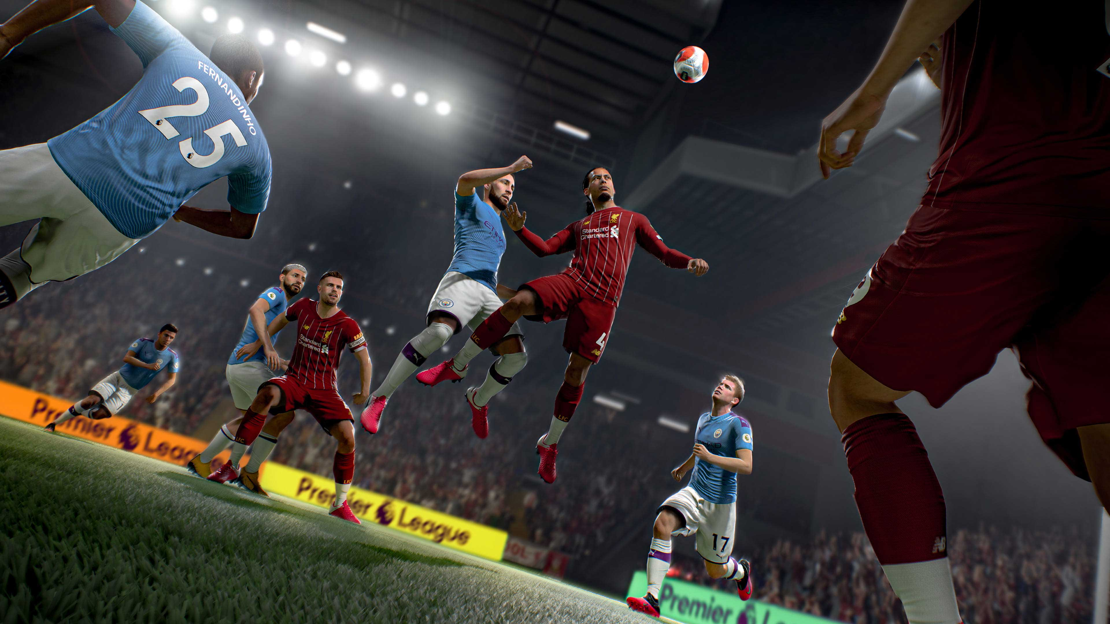 FIFA 20 PC Minimum and Recommended Specifications