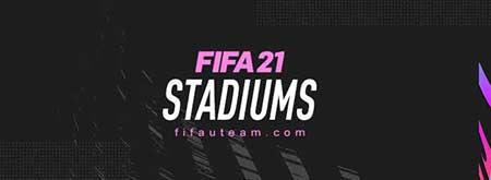 FIFA 21 BayArena
