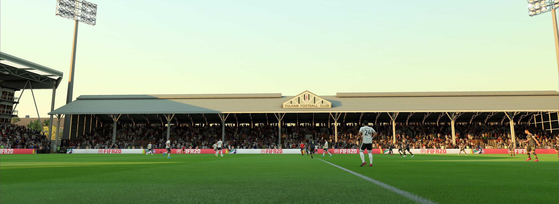 Craven Cottage Fifa 21 Stadiums
