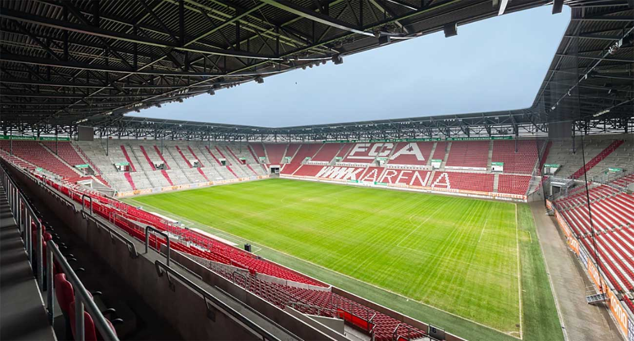 WWK Arena - FIFA 21 Stadiums