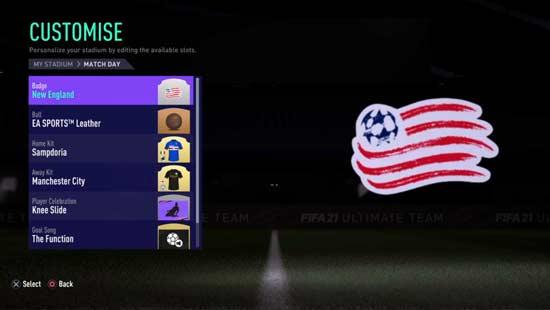 FIFA 21 Badges