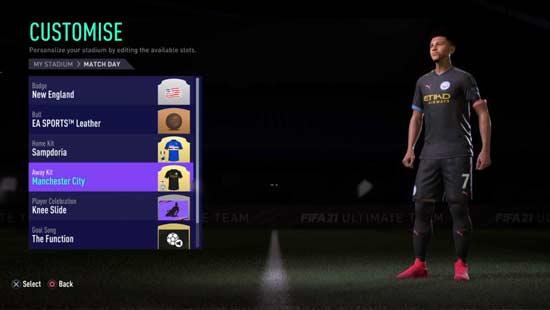 FIFA 21 Kits title=
