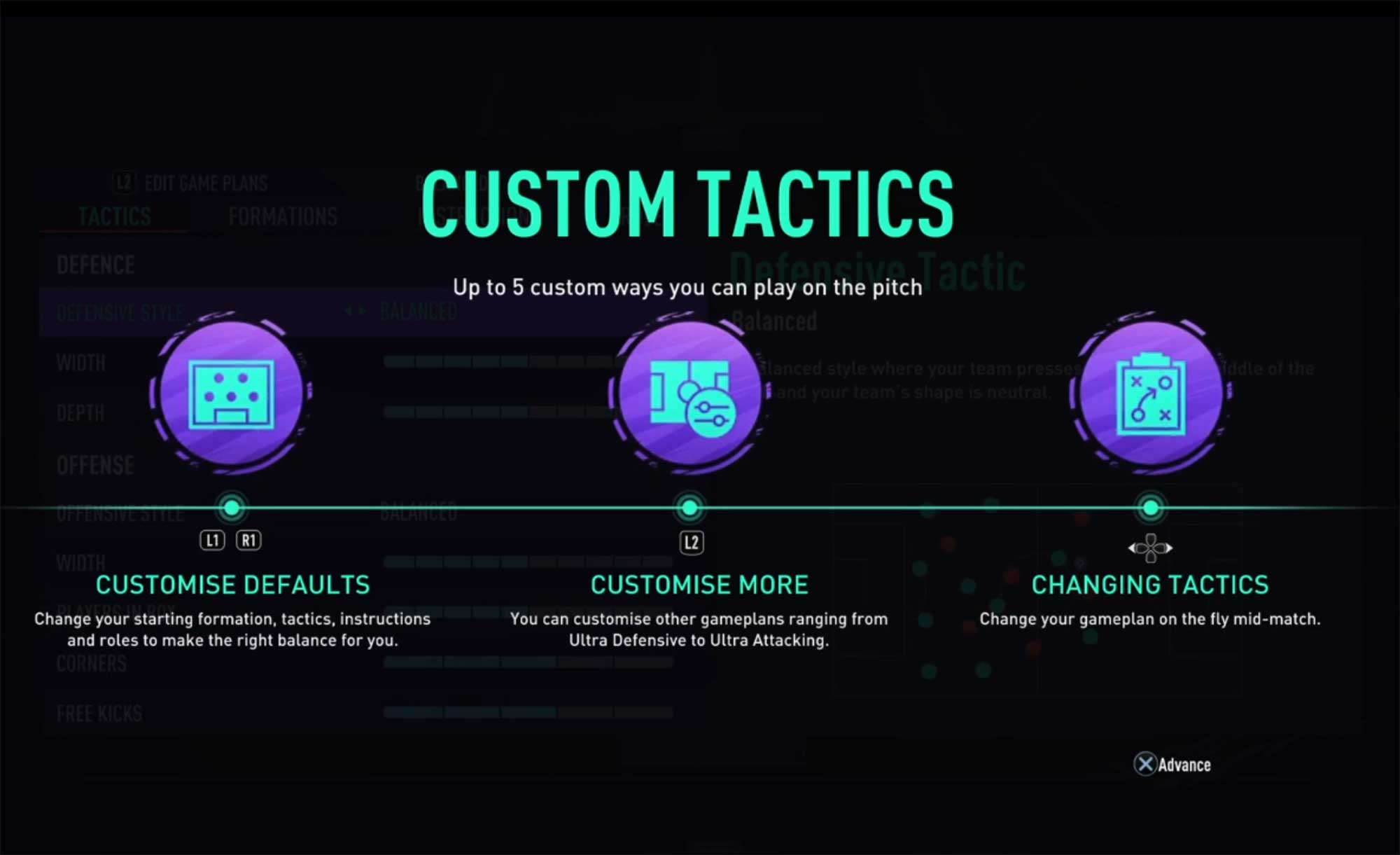FIFA 21 Dynamic Tactics Guide - Create Your Own Game Plans