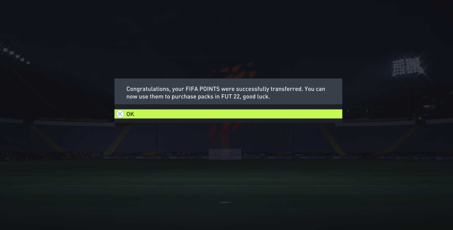 FIFA Points Guide for FIFA 22 Ultimate Team