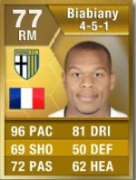 FIFA 13 Ultimate Team Fastest Players