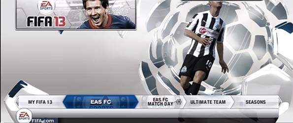 EASFC Catalogue Guide for FIFA 13 Ultimate Team