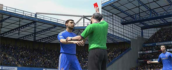 FUT 13 Red Card