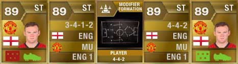 FIFA 13 Ultimate Team Chemistry Guide - Training Formation Cards