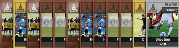 FUT 13 WishList - Training Cards