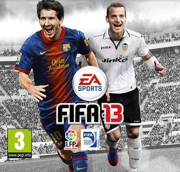 International FIFA 13 Covers - Spain
