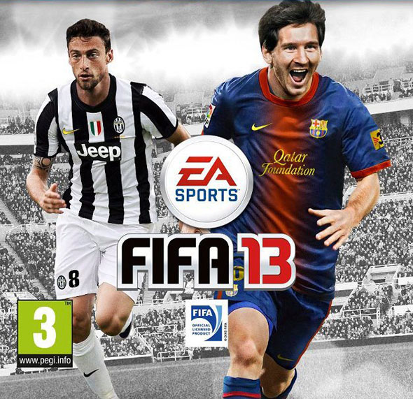 International FIFA 13 Covers - Italy