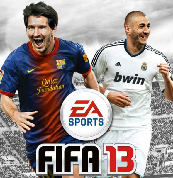 International FIFA 13 Covers - France