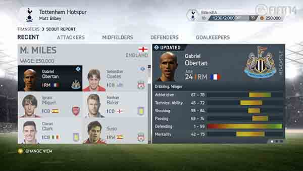 FIFA 14 Images