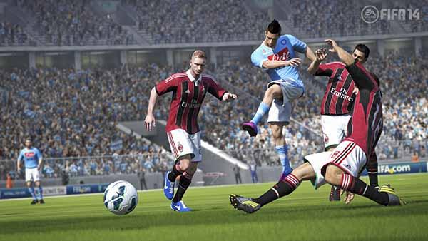 FIFA 14 - As Primeiras Imagens