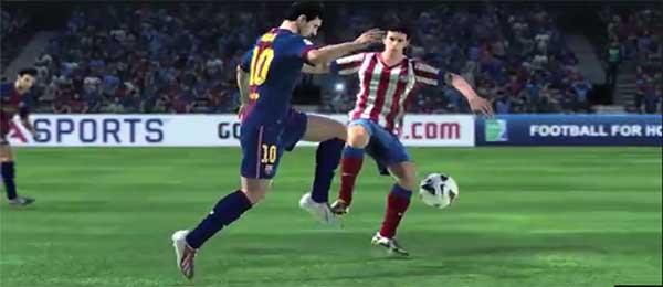 EA Sports Ignite: O Novo Motor de Jogo de FIFA 14