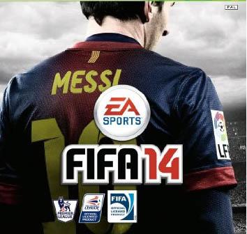 Data de Lançamento de FIFA 14