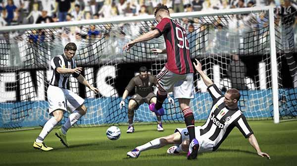 FIFA 14 - Novas Imagens