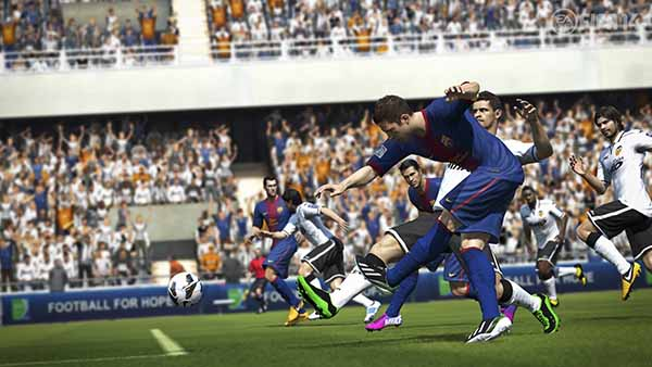 FIFA 14 - New Images