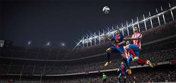 Novas Imagens de FIFA 14 para PS4 e XBox One