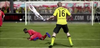 Next-Gen FIFA 14 Gameplay Demo