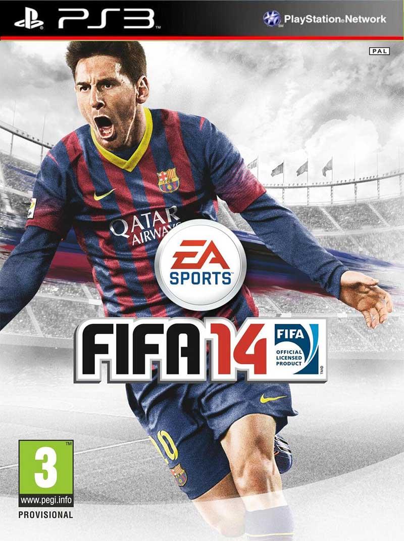 Fifa 14 ultimate edition.