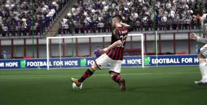 Best FIFA 13 Goals Scored in July 2013 Chosen by EA Sports