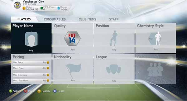 What EA Sports did not say about FIFA 14 Ultimate Team