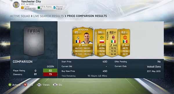 O que a EA Sports Não Disse Sobre FIFA 14 Ultimate Team