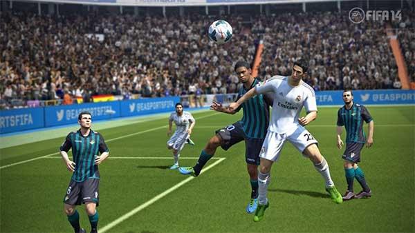 New FIFA 14