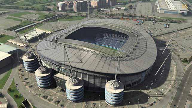 FIFA 14 Stadiums