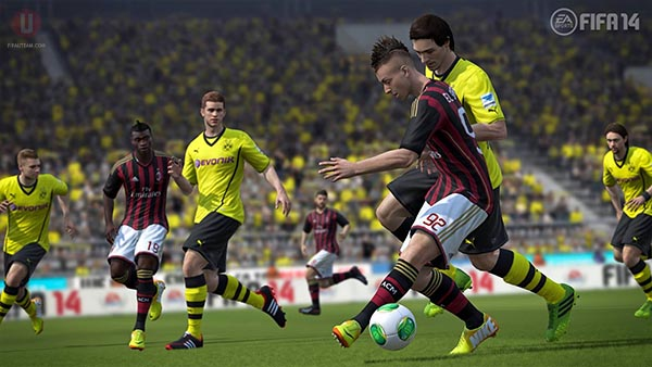 New FIFA 14 Images (PS4 and XBox One)