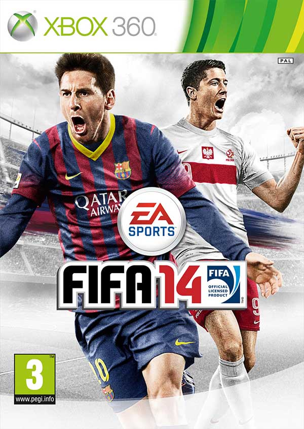 Cover Polaca de FIFA 14