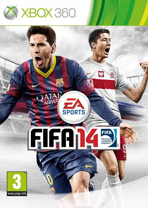 Cover Polaca de FIFA 14