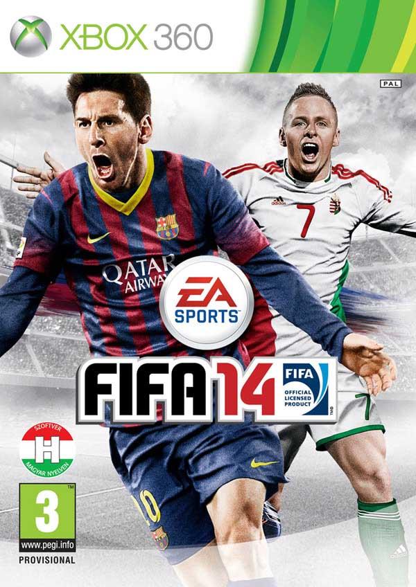Cover Húngara de FIFA 14