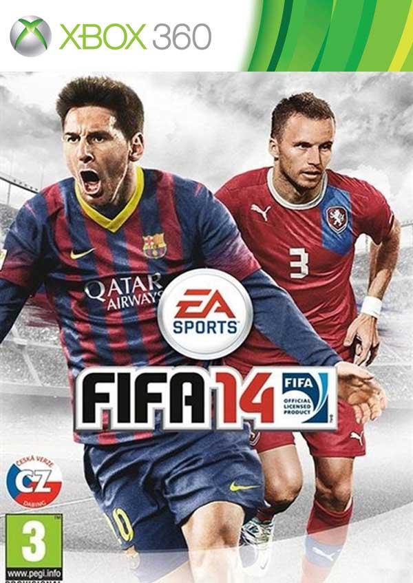 Cover Checa de FIFA 14
