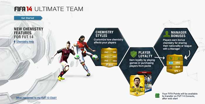 When the FIFA 14 Ultimate Team Web App Will Be Released ?